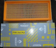 GENUINE RENAULT AIR FILTER FITS RENAULT ESPACE, SAFRANE, LAGUNA 2.2 TURBO DIESEL