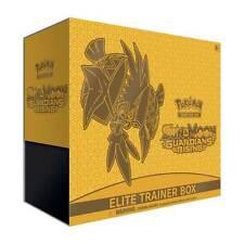 Pokemon Sun and Moon 2 Guardians Rising Elite Trainer Box