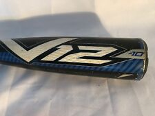 "Easton V12 26/16 (-10) 2 3/4"" Coach Pitch Baseball Bat BV22 USSSA 1.15 BPF"