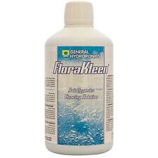 General Hydroponics GHE FloraKleen 1L Final Flush Removes Excess Nutrients Flora