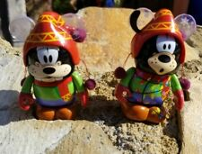 Disney Vinylmation Holiday Christmas 2017 Goofy Eachez Common & Variant