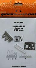 Quickboost 1/48 Supermarine Spitfire PR XI cámaras para Hasegawa Kits # 48146