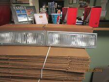 NEW 88 89 90 91 92 93 chevy silverado truck 1500 2500 3500 turnlamps parklamps