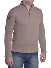 Armani Jeans Men's 1/2 Zip Casual Sweatshirt Size Medium