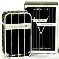 VENTANA POUR HOMME EAU DE PARFUM BY ARMAF, SPRAY FOR MEN 100 ml FREE SHIPPING