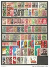 GER08 - GERMANIA / MISTI - Lotto francobolli nuovi linguellati - (*)