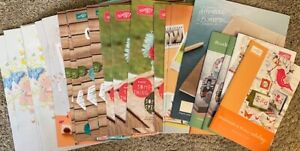 Stampin' Up! Retired Mini Catalogs ~ YOU CHOOSE ~ NEW ~ HOLIDAY, OCCASSIONS, SAB