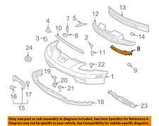 TOYOTA OEM 00-02 Celica Front Bumper-Side Support Bracket Right 5211520370