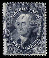 36 Used 12¢ - VF For Issue - Lightly Cancelled Cat $350.00 - Stuart Katz