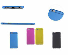 Apple Silicone/Gel/Rubber Fitted Cases/Skins for iPhone 6