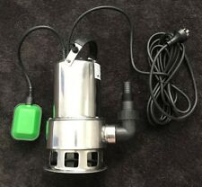 Jiasheng Stainless Steel 240Volt 13500L Per/Hour 850W Submersible  Pump