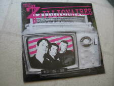 ZILLIONAIRES 2000 NEW/SEALED 'SELF-TITLED' ORGNL US Jeff Dahl PRODUCED PUNK LP