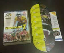 2005 Tour De France: Magnificent 7 (DVD, 6-Disc) 12 Hour Version World Cycling