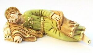 "Saint Joseph Sleeping Statue 5"" Length"