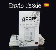Adaptador SIM / Micro / Nano / Extractor Sim iPhone 4/5/6/6s/6plus
