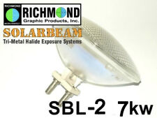 SBL-2 Solarbeam Exposure Light Bulb 7kw for Richmond Graphics ScreenMaker