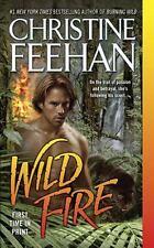 Wild Fire (Leopards, No 4) by Feehan, Christine