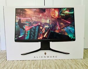 "Alienware 25"" Gaming Monitor AMD FreeSync Nvidia G-Sync IPS 240Hz HDMI DP, 2020"