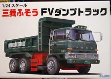 Mitsubishi Fuso Dump Truck 1:24 Fujimi 011974