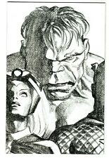 Immortal Hulk #37 Alex Ross Timeless Sketch Variant 1:100 NM Unread