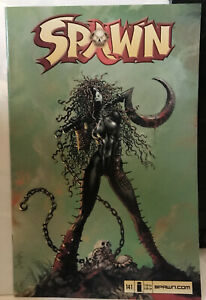 Spawn #141 1st She Spawn Cover (Image) NM Capullo 1st Print Low Print Amount