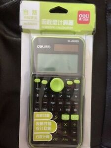 Deli D82ES Scientific Calculator