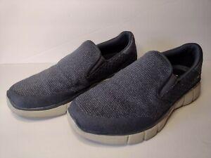 Skechers Wide Men's Equalizer 2.0 Slip On Loafer 10 4E