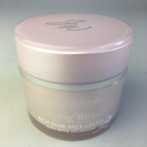 Judith Williams Life Long Beauty Rich Rose Face Cream Ultra Repair   New 150ml