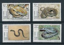 [312278] Turkish Cyprus 1999 Snakes good set of stamps very fine MNH