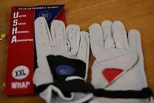 USHA 21  Wrap Premium Handball  Gloves  SIZE: 2X LARGE (XXL) WRAP UNPADDED