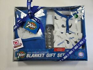 NBA Orlando Magic Baby Kidz Blanket Bottle outfit and Diaper set Brand New