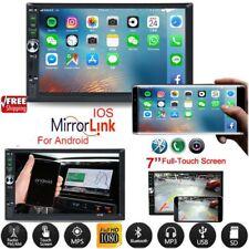 New listing 7inch Touch Screen Car Mp5 Mp3 Player Radio Bluetooth Stereo Fm Radio Usb/Tf V5