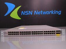 Cisco Nexus 2148T 1Ge Fabric Extender N2K-C2148T-1Ge V02 Dual Ps N2K-Pac-200W