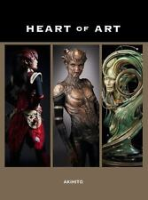 Heart of Art: A Glimpse into the Wondrous World of Special Effects Makeup and Fi