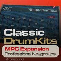 CLASSIC DRUM KITS MPC EXPANSION PROGRAMS & KEYGROUPS READY MPC SAMPLES DOWNLOAD