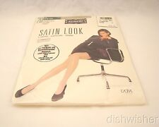 Kunert Size XS 0 Color Leinen/003 #3330 20 DEN SATIN LOOK SHINING Tights NEW