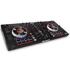 Numark Mixtrack Platinum Double Deck Controller