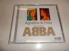 CD  Agnetha & Frida - The Voice of Abba