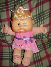 """Cabbage Patch Kids 2007 Play ALong Premiere Edition 25th Xavier Roberts 14"""" Tall"""