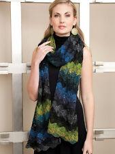 Beautiful Fashions w Variated NORO Yarns Annies Attic Crochet Pattern Book NEW