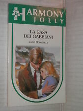 LA CASA DEI GABBIANI Jane Donnelly Harlequin Mondadori 1990 harmony jolly 600