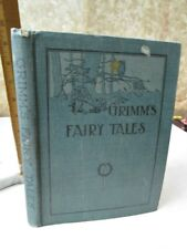 GRIMM'S FAIRY TALES, C.1900 ,P.Grot Johann, R.Andre,Illustrated