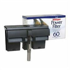 Tetra Whisper Power Filter 60, Supports up to a 60-Gallon Aquarium, New