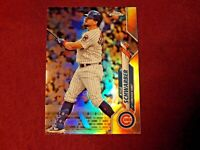 🔥2020 Topps Chrome KYLE SCHWARBER Rare SILVER REFRACTOR #85 Chicago Cubs🔥