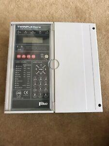 Fike Twin Flex Pro Fire Alarm Panel 2 Zone