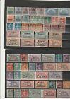 Briefmarkenlot  Memel   O / X   Lot  3354