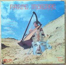 Scarce Ramon Romero Harpe Indienne du Paraguay - French Press - NM