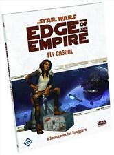 Star Wars Edge Of Imperio - Volar Informal - Contrabandista Sourcebook