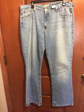 "Levi's 515 Bootcut Jeans Women's Sz 16 W 39"" L 32"" Stretch"