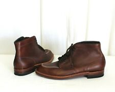 Alden for J.Crew 405 Indy Boots Horween Chromexcel Leather Size 13 USA New $589